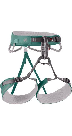 Mammut W's Togir 3 Slide Seat Klatresele serpentine